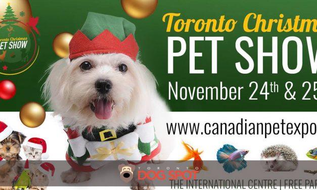 2018 Toronto Christmas Pet Show